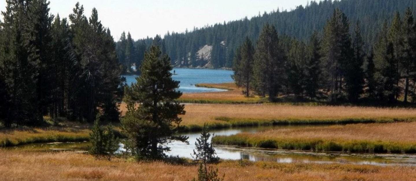 West Tensleep Lake Campground & Trailhead - Sheridan Wyoming